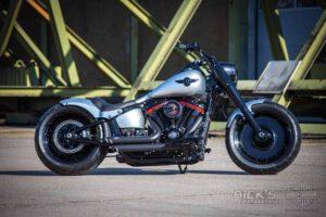 Harley Davidson Fat Boy Ricks Custom 015