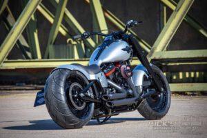 Harley Davidson Fat Boy Ricks Custom 024