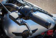 Harley Davidson Fat Boy Ricks Custom 034