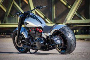Harley Davidson Fat Boy Ricks Custom 040
