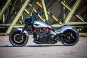 Harley Davidson Fat Boy Ricks Custom 049