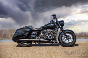Harley Davidson Road King 180er Ricks Custom 013