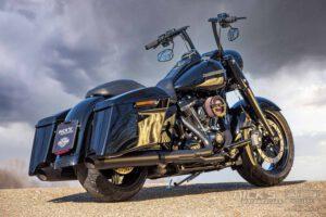 Harley Davidson Road King 180er Ricks Custom 021