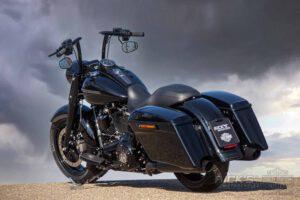 Harley Davidson Road King 180er Ricks Custom 031
