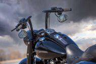 Harley Davidson Road King 180er Ricks Custom 034