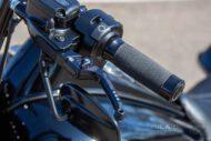 Harley Davidson Road King 180er Ricks Custom 036