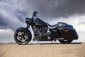 Harley Davidson Road King 180er Ricks Custom 040