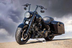 Harley Davidson Road King 180er Ricks Custom 047