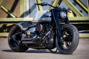 Harley Davidson Softail Fat Boy Custom 001