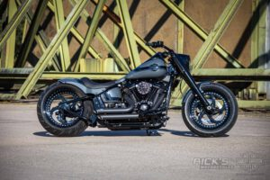 Harley Davidson Softail Fat Boy Custom 013
