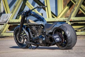 Harley Davidson Softail Fat Boy Custom 043