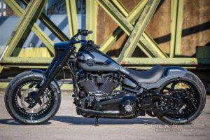 Harley Davidson Softail Fat Boy Custom 060