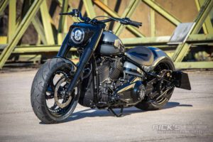 Harley Davidson Softail Fat Boy Custom 070