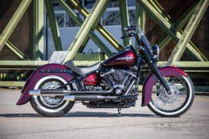 Harley Davidson Softail heritage Chicano Coustom 012