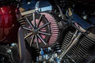 Harley Davidson Softail heritage Chicano Coustom 019