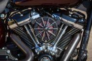 Harley Davidson Softail heritage Chicano Coustom 020