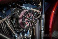 Harley Davidson Softail heritage Chicano Coustom 028