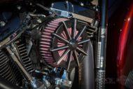 Harley Davidson Softail heritage Chicano Coustom 035