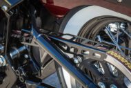 Harley Davidson Softail heritage Chicano Coustom 045