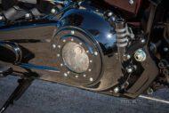 Harley Davidson Softail heritage Chicano Coustom 048