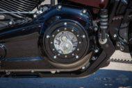 Harley Davidson Softail heritage Chicano Coustom 058