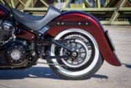 Harley Davidson Softail heritage Chicano Coustom 059