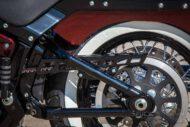 Harley Davidson Softail heritage Chicano Coustom 060