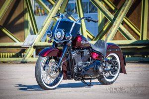 Harley Davidson Softail heritage Chicano Coustom 063