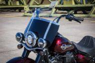 Harley Davidson Softail heritage Chicano Coustom 069