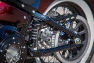 Harley Davidson Softail heritage Chicano Coustom 071