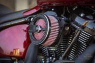 Harley Davidson Fat Boy rot Custom Ricks 008