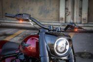 Harley Davidson Fat Boy rot Custom Ricks 011