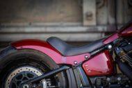 Harley Davidson Fat Boy rot Custom Ricks 019