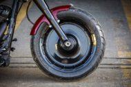Harley Davidson Fat Boy rot Custom Ricks 023