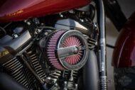Harley Davidson Fat Boy rot Custom Ricks 029