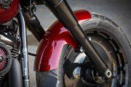 Harley Davidson Fat Boy rot Custom Ricks 030