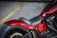 Harley Davidson Fat Boy rot Custom Ricks 031