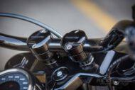Harley Davidson Fat Boy rot Custom Ricks 037