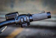 Harley Davidson Fat Boy rot Custom Ricks 047