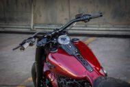 Harley Davidson Fat Boy rot Custom Ricks 053