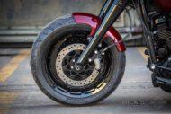 Harley Davidson Fat Boy rot Custom Ricks 060