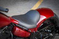 Harley Davidson Fat Boy rot Custom Ricks 067