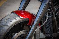 Harley Davidson Fat Boy rot Custom Ricks 069