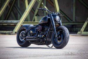 Harley Davidson Fat Boy Ricks Softail 003