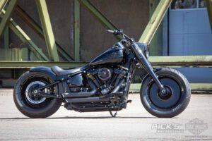 Harley Davidson Fat Boy Ricks Softail 015