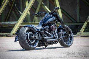 Harley Davidson Fat Boy Ricks Softail 026