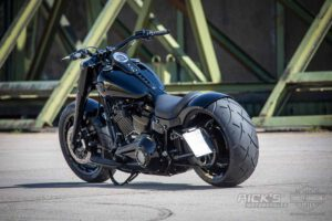 Harley Davidson Fat Boy Ricks Softail 037