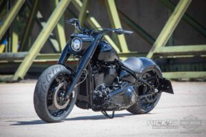 Harley Davidson Fat Boy Ricks Softail 063