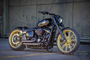 Harley Davidson Breakout Custombike Ricks 006