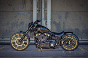 Harley Davidson Breakout Custombike Ricks 021